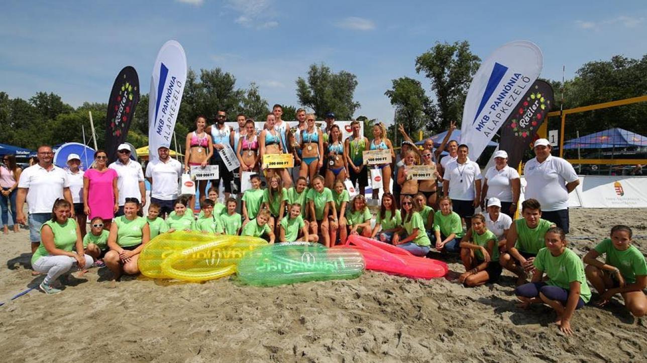 Országos bajnokság 3. forduló, Dunaújváros